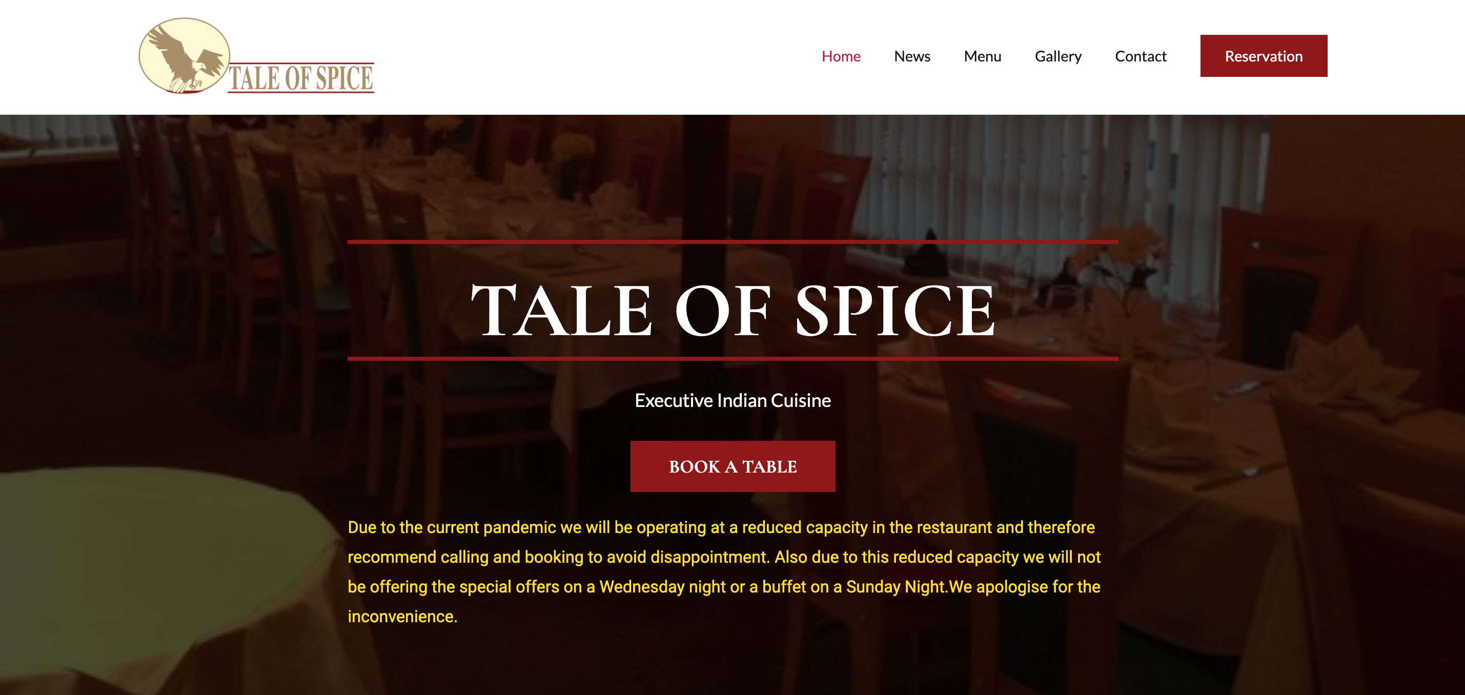 Tale Of Spice